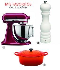 básicos para tu cocina