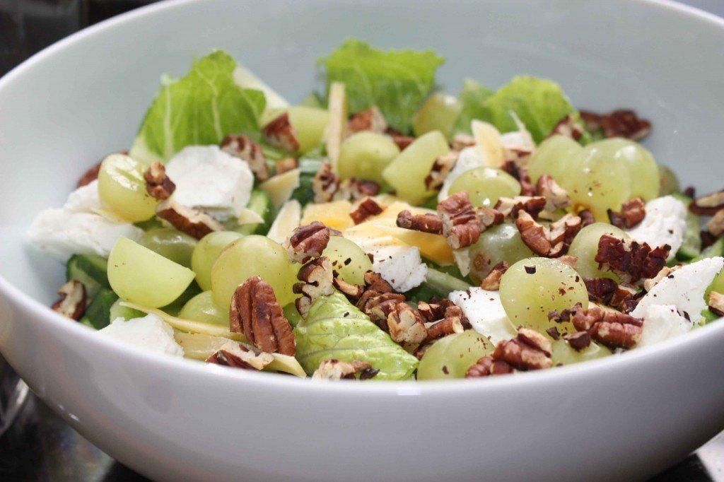Resultado de imagen para ensaladas verdes