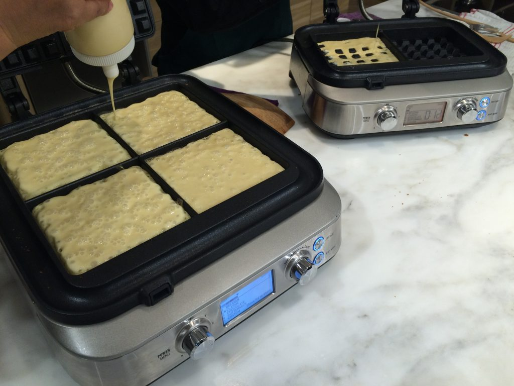 williams sonoma waffles