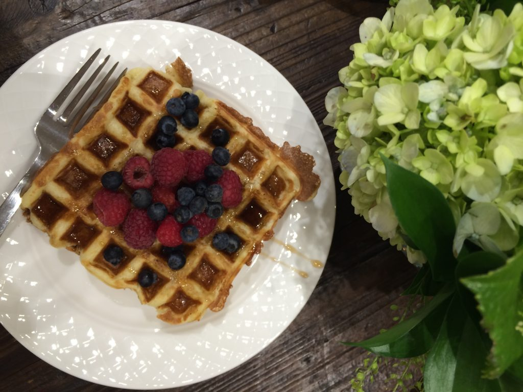 williams-sonoma waffles