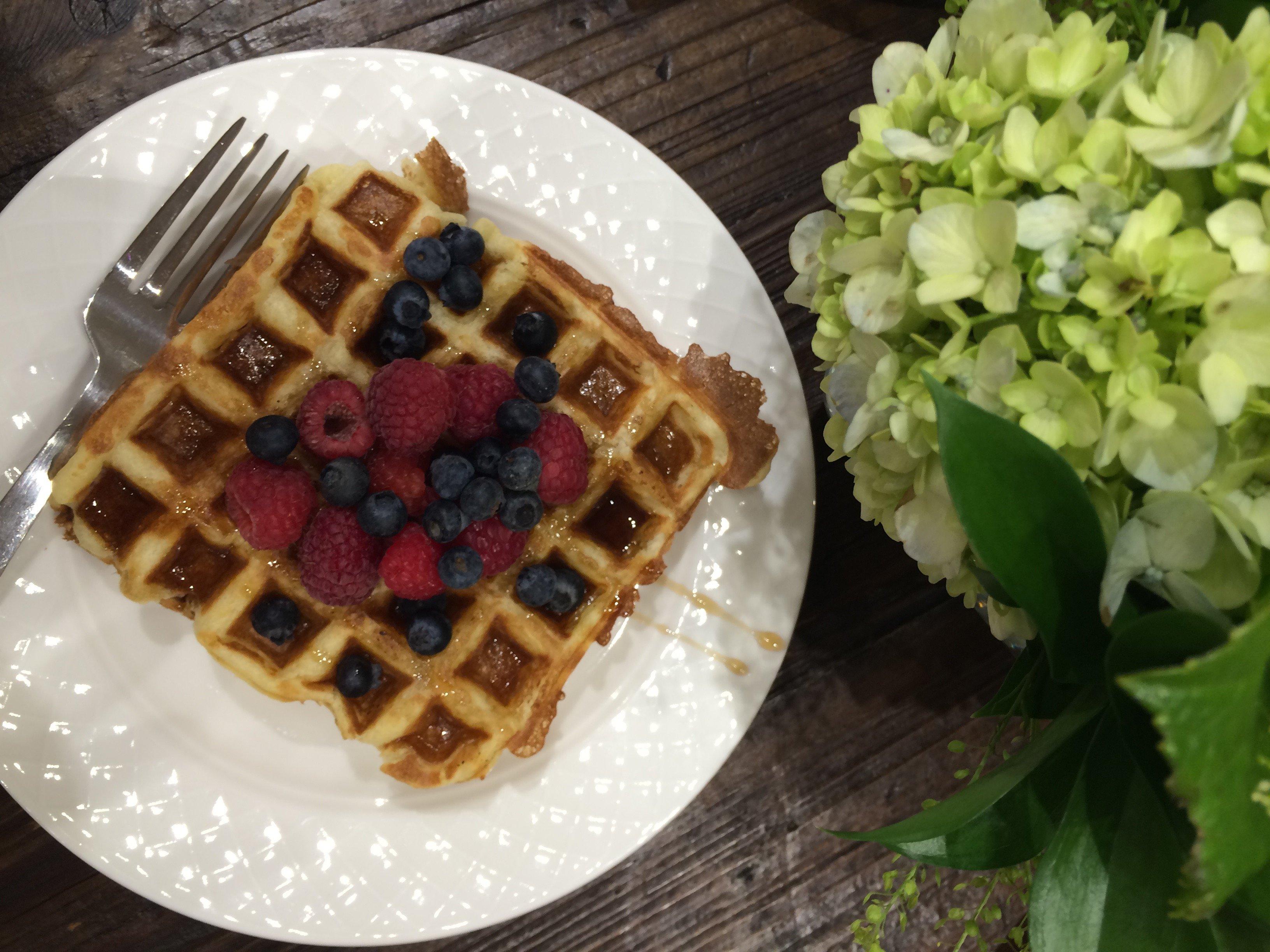 williams-sonoma waffles