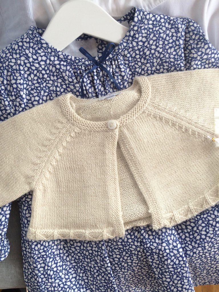 Pimjolie ropa bebé
