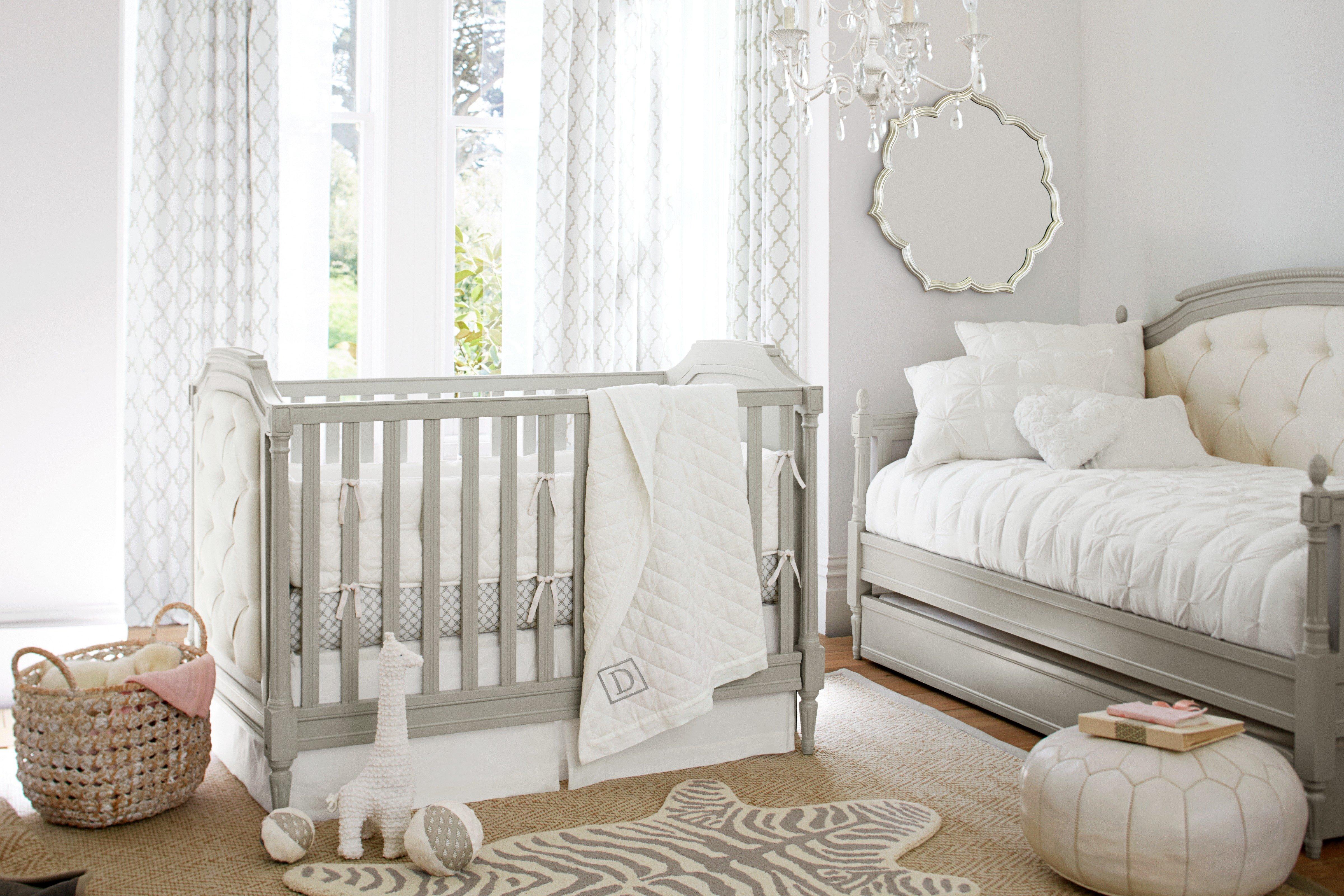 36 - Girl Linen Nursery